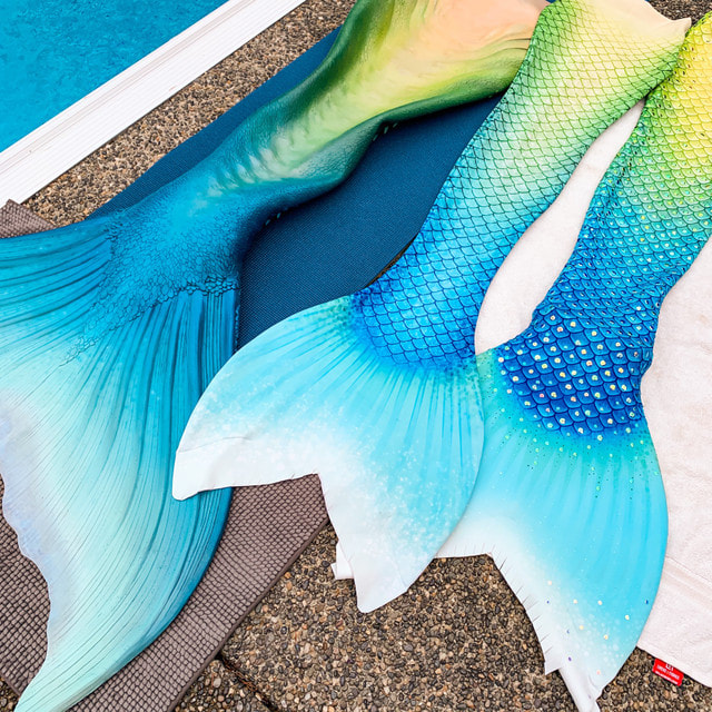 Creature Fins and Shop Vancouver Mermaid Tails